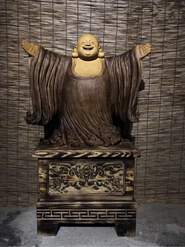Mi Le Buddha Brings Happiness And Prosperity